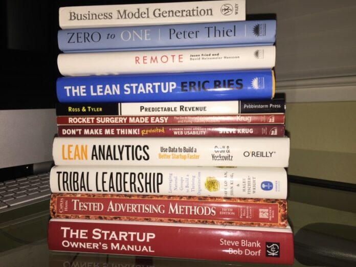 Livres pour start-ups
